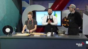 Edmonton's Hot Chefs Cool Beats Competition